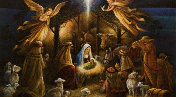 Nadchodzą Święta Bożego Narodzenia